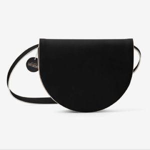 Kate spade half circle crossbody bag purse